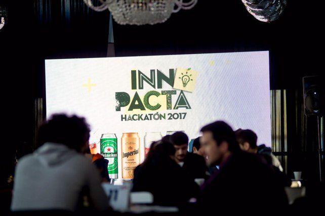 Se lleva a cabo el Hackatón INNPACTA y hoy se conocerá al ganador