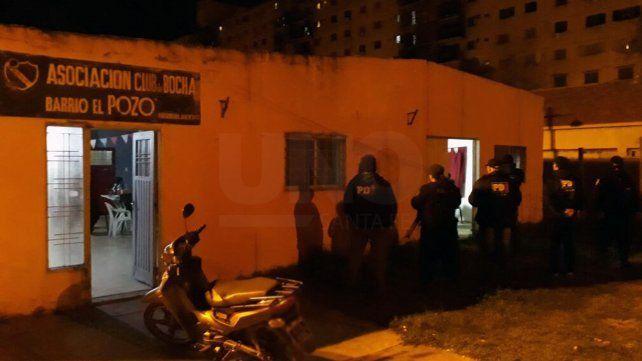 Desbarataron un centro de apuestas clandestinas a metros de la Comisaría 25ª de barrio El Pozo
