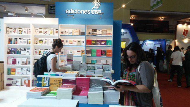 Septiembre de lectura en la Feria del Libro de Santa Fe