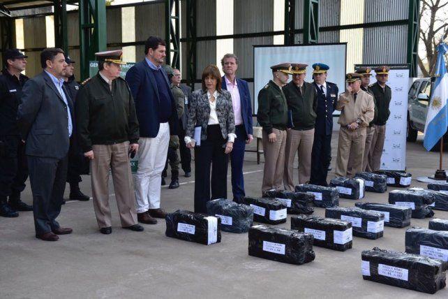 Bullrich: El gobierno tiene un compromiso absoluto en resolver el caso Maldonado