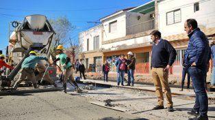 Con el esfuerzo de Municipio y Nación, el Plan Norte marcha a buen ritmo