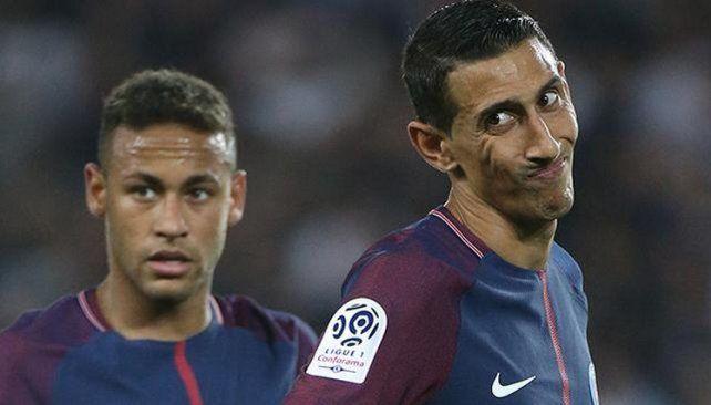 Barcelona se quedó con las ganas de fichar a Di María