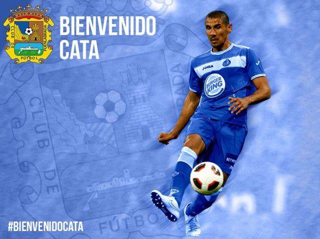 En España, presentaron de una manera particular al Cata Díaz