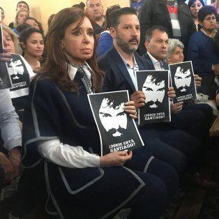 la madre de una victima de once confronto a cristina en una misa por santiago maldonado