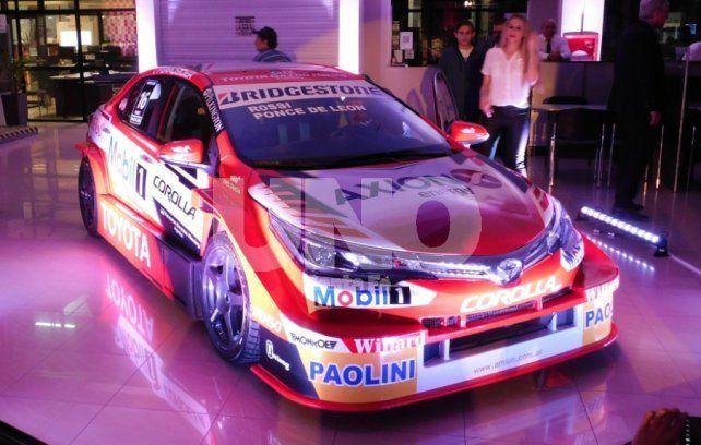 El equipo Toyota apuesta fuerte al Callejero