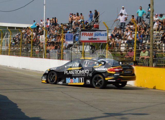 Circuito Tc2000 Santa Fe 2018 : Comenzó la acción en el circuito callejero de santa fe