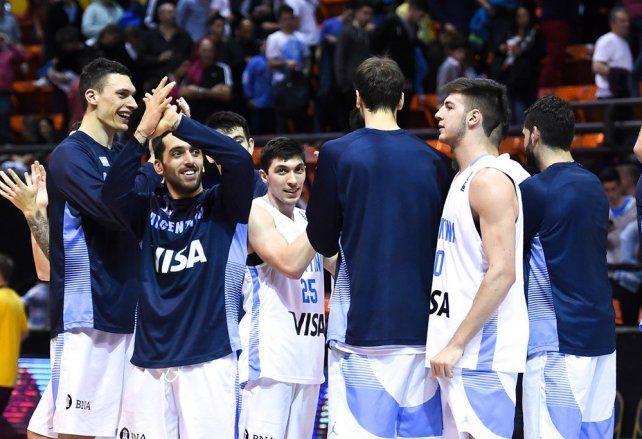 Argentina busca el título de la AmeriCup ante Estados Unidos