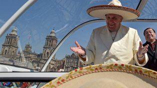 Francisco. El Papa en México
