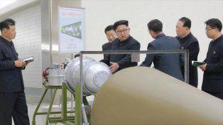Desafiante: Corea del Norte probó la bomba nuclear más poderosa de su historia