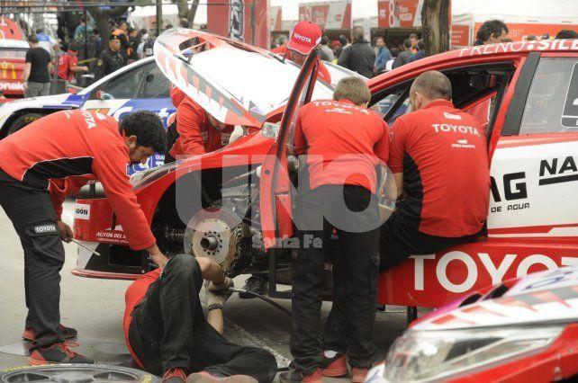 Las imágenes que dejó el Súper TC2000 en un domingo distinto