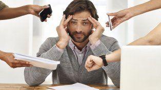 Las personas con un alto nivel de estrés tienen un 27% más de riesgo de padecer una enfermedad cardíaca