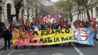 Gendarmería detuvo al director de Asuntos Internos y a unos 30 policías por la muerte de Franco Casco