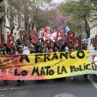 gendarmeria detuvo al director de asuntos internos y a unos 30 policias por la muerte de franco casco