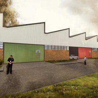 lifschitz anuncio como se utilizaran los terrenos de la ex?fiat para ampliar el parque industrial