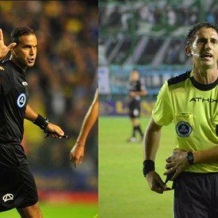 Ariel Penel y Nicolás Lamolina.