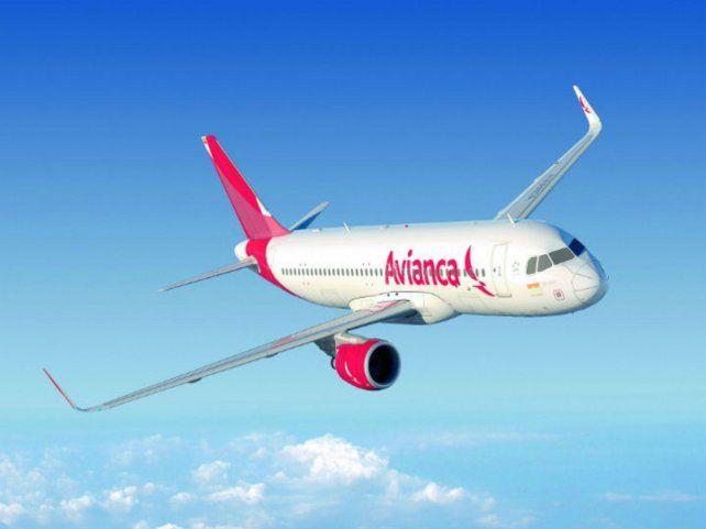 Sauce Viejo-Aeroparque: Avianca volaría desde octubre con tres frecuencias diarias