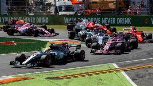 La Fórmula 1 podría regresar a Argentina en 2019