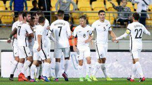Nueva Zelanda espera por el quinto de Sudamérica