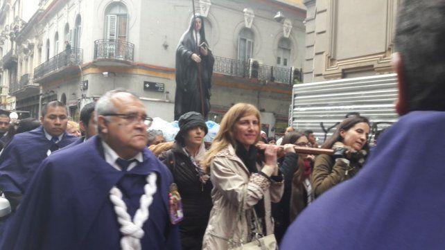 La santafesina que convocó la RAI para hablar de Mama Antula