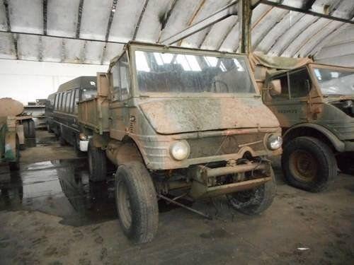Desde un Falcon hasta un Unimog: mirá los vehículos que subastará el Ejército