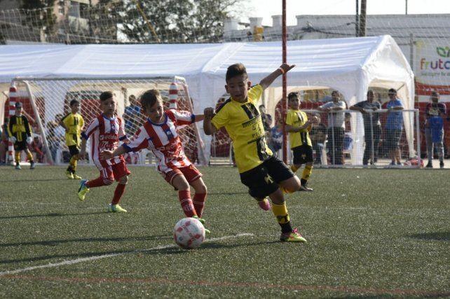 La 3ª edición del Torneo de Fútbol Infantil Diego Barisone fue un éxito