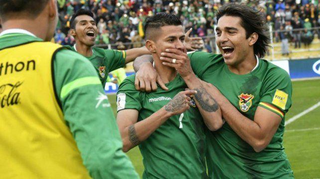 Bolivia le dio una gran mano a la Argentina