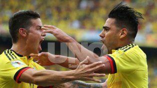 Colombia atesoró un gran empate ante Brasil