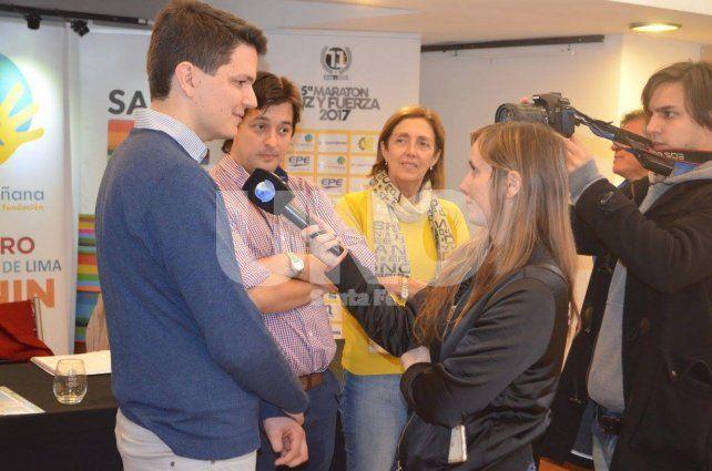 Se presentó la 5ª edición del tradicional Maratón de Luz y Fuerza