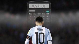 La calculadora rumbo a Rusia 2018: qué necesita la selección argentina para clasificar