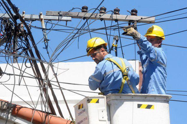 Trabajos programados por la EPE para hoy en Santa Fe