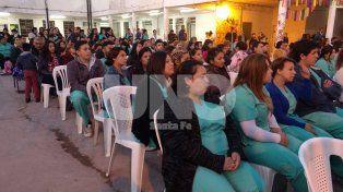 Misión cumplida para el terciario de barrio Yapeyú