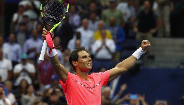 US Open: Rafael Nadal venció al ruso Rublev y se clasificó a las semifinales