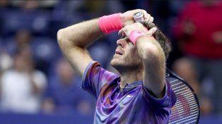 ¡Histórico! Del Potro se dio otra vez el gusto ante Federer en el US Open