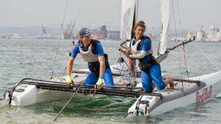 Carranza-Lange se siguen acercando a los primeros puestos en el Mundial