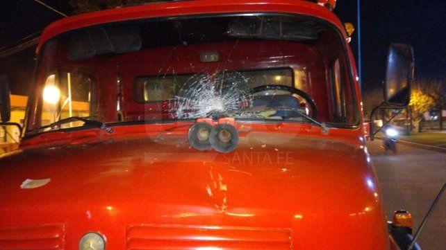 Incendiaron dos viviendas en Recreo por la muerte de Brian Paniagua