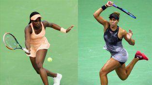 Las estadounidenses Madison Keys y Sloane Stephens disputarán final femenina del US Open