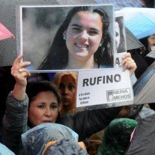 El femicidio movilizó a todo el país en mayo de 2015 y dio origen al Ni Una Menos.(Télam)
