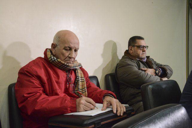 Los ex policías Omar Noce y Juan Antonio Mulasano fueron condenados hoy por el  Tribunal Oral Federal (TOF) de Santa Fe