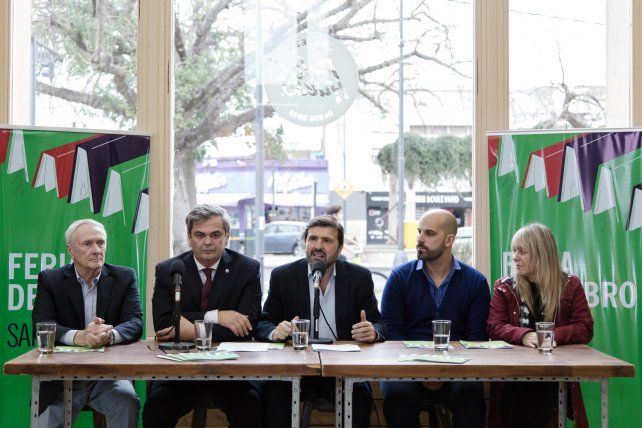 Carlos Pereira: La Feria del Libro viene a completar una gran agenda de eventos en la ciudad