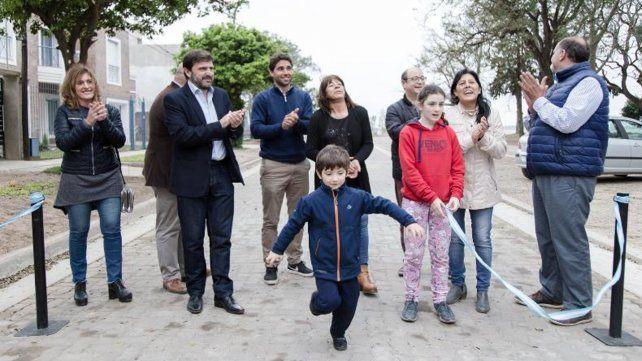 Guadalupe Noreste también suma nuevas obras de pavimento articulado