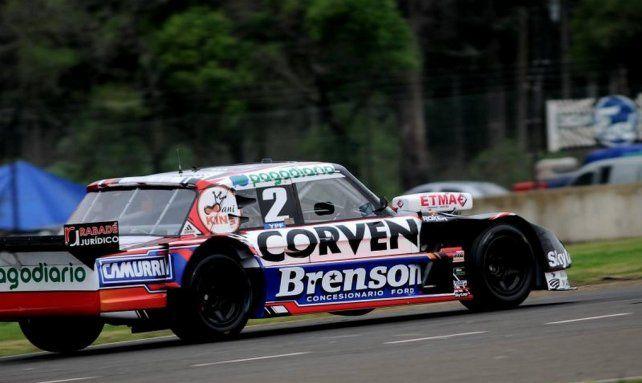 Facundo Ardusso se quedó con el mejor registro del TC en Concordia