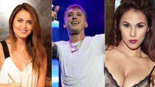 El Polaco, Barby Silenzi y Silvina Luna estuvieron juntos en la cama?