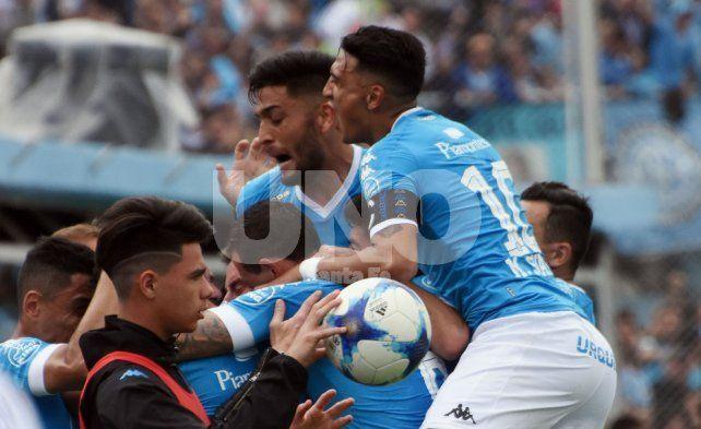 Belgrano volvió a Barrio Alberdi con una victoria