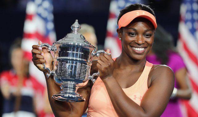 Sloane Stephens se convirtió en la nueva reina del US Open