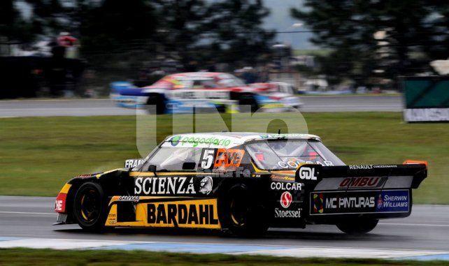 Ardusso ratificó la pole position en Concordia