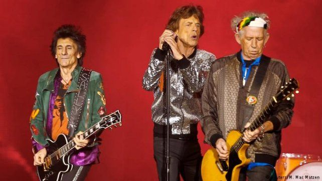 Eternos: con casi 75 años, Jagger y su banda en una nueva gira europea