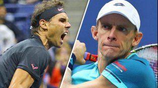 Rafael Nadal busca agigantar su leyenda en el US Open