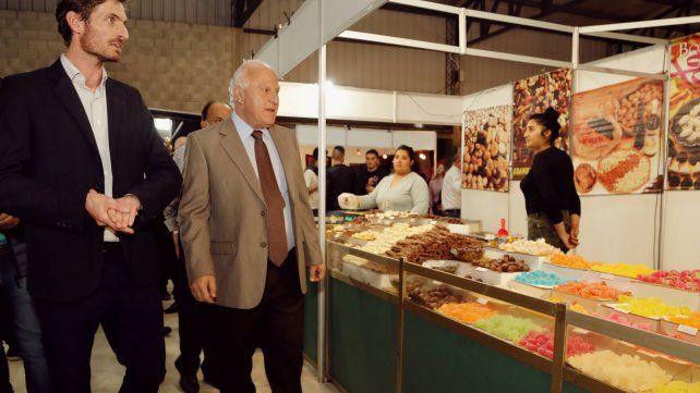 Lifschitz participó de la 21ª Fiesta Nacional de la Cosechadora en San Vicente