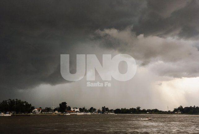 Mirá cuánto llovió en cada zona de la ciudad de Santa Fe