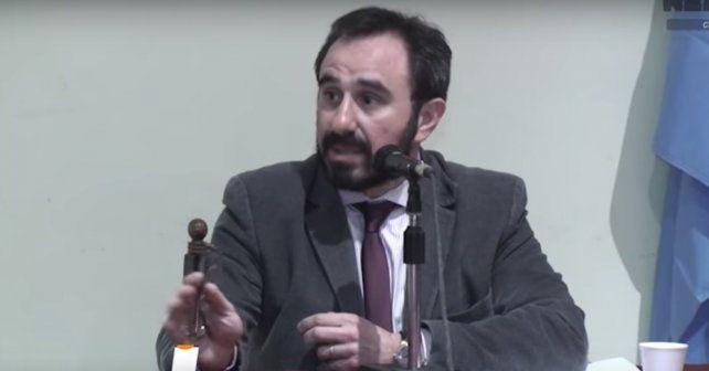 Caso Maldonado: el juez Otranto habló públicamente por primera vez